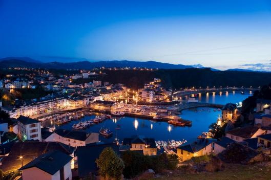 Luarca night 2