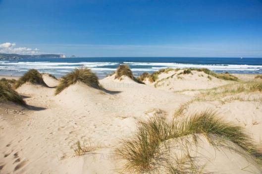 Playa del Espartal — in Castrillón, Asturias.