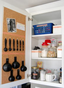 organizing kitchen 4