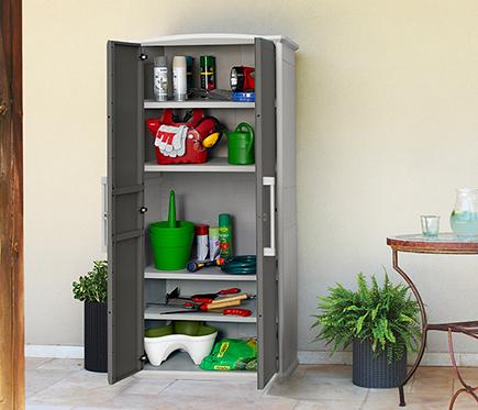 armario resina wonder shelves