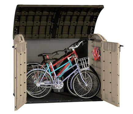bike storage 2000 l